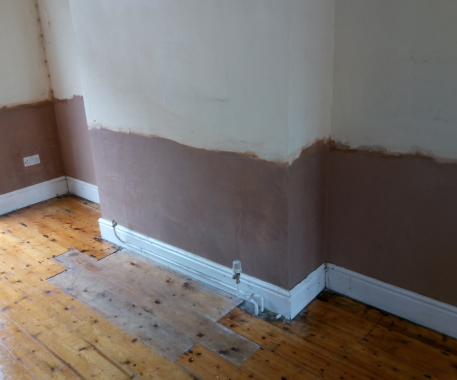 Plastering Services Liverpool